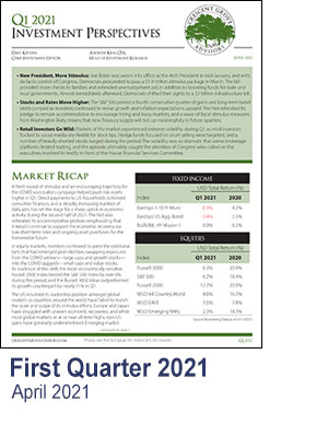 Q1 Perspectives